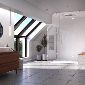 Aqata Shower Enclosure