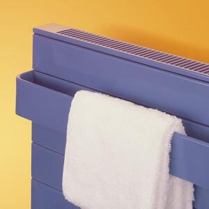 Bisque Decorative Panel Towel Radiator