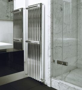 Eskimo Designs Ron Polished Radiator