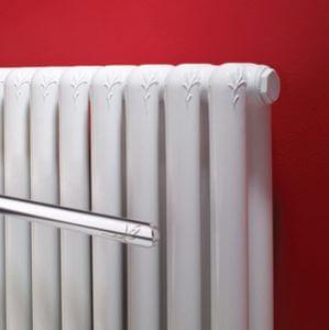 Bisque Tetro Towel Radiator