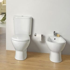 Cifial Optima WC and Bidet