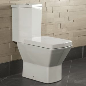Cifial Portofino Close Coupled WC and Seat