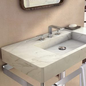Cifial S2 Full Size Marble Basin