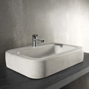 Techno B Rectangular Concrete Basin