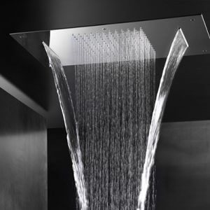 Cifial concealed Showerhead
