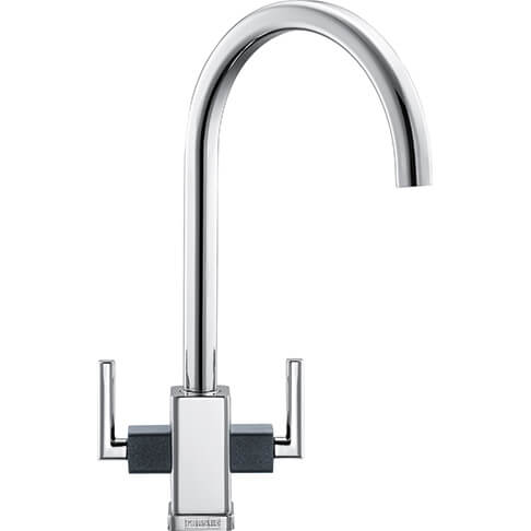 Franke Davos Silk Steel Kitchen Tap