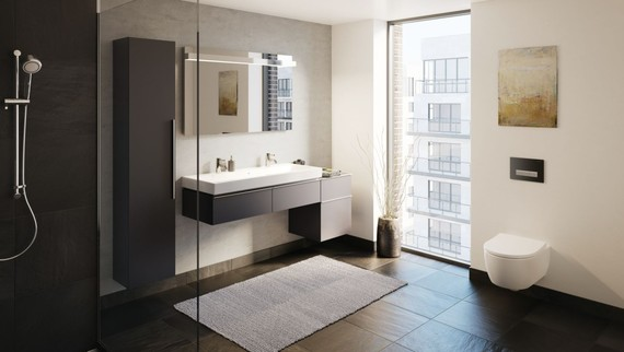 Geberit bathroom products