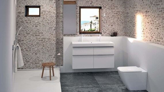 Geberit bathrooms