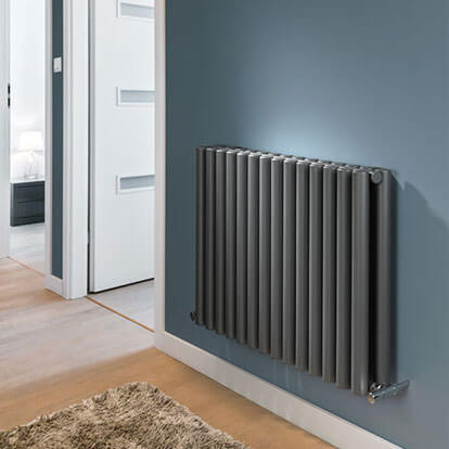 mhs radiators wall mounted column radiator
