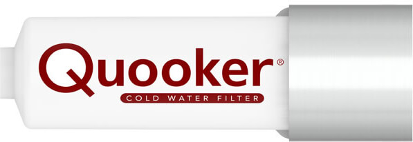 Quooker cold water filter