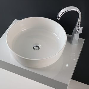 sottini Bonamico white washbasin