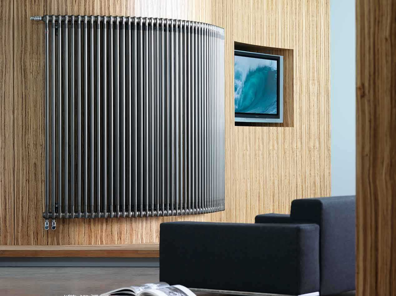 zehnder decorative radiator