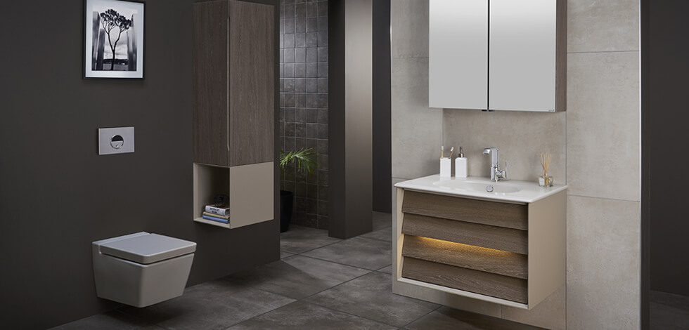 Vitra Bathrooms Frame