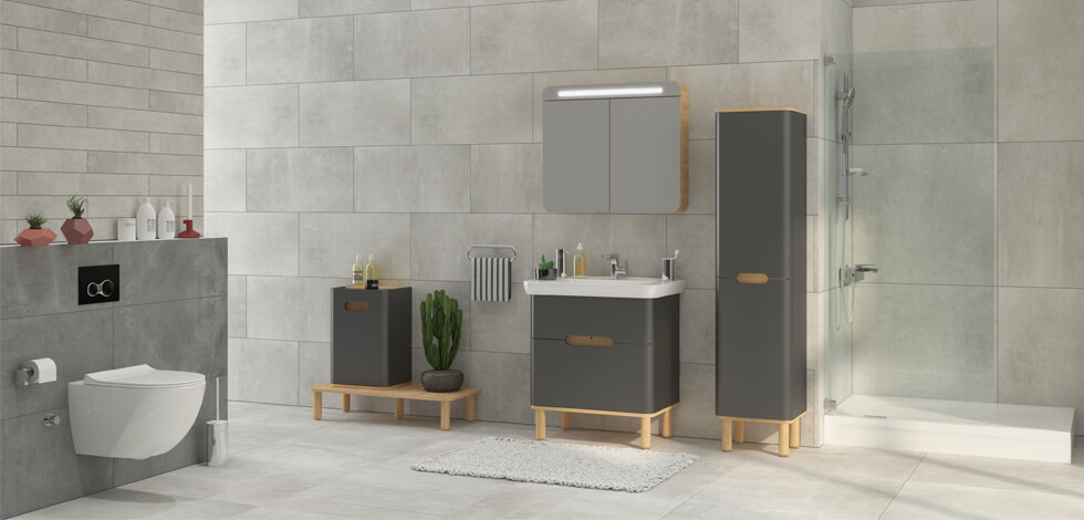Vitra Bathrooms Sento